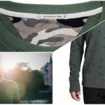 The Driftwood Tales Green hoody
